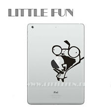 iPad Air Aufkleber Sticker Skin Decal Schutz für iPad Air1 iPad Air2 Monster B13