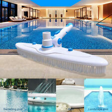 Swimming Pool Suction Vacuum Head Brush Cleaner Above Ground Cleaning Tool Pool