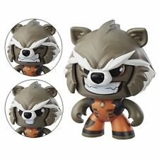 IN STOCK! Marvel Mighty Muggs Rocket Racoon Action Figure by Hasbro