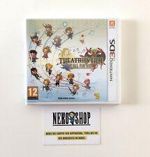 Theatrhythm Final Fantasy (Nintendo 3DS)