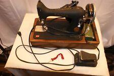 Vintage 1942 Singer Original & Complete Sewing Machine Model 99-23