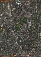 HIGHBURY N7 N5 N1. Hbry & Islington Fields Stadium Barnsbury Canonbury 2000 map