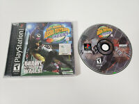 Kurt Warner's Arena Football Unleashed (Sony PlayStation 1, 2000) PS1 Complete