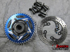 06 07 Suzuki GSXR 600 750 Hub Cush Drives Rear Rotor and Vortex Sprocket
