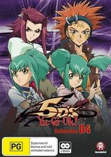 Yu-Gi-Oh! - 5d's : Collection 4 (DVD, 2010, 2-Disc Set) New Region 4