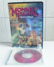 FM towns: the secret of Monkey Island-Lucasfilm Games 1992