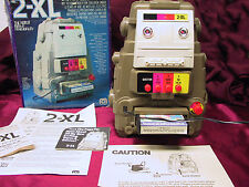 Vintage 1978 Type 1 Mego 2Xl Talking Robot With 8 Track Tape & Box Works Great