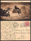 STORIA POSTALE Regno 1930 Cartolina da Roma per Raines (FILQ)