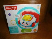 Fisher Price Chatter Telephone Pull Toy Ages 12-36 mos. Damaged Box New