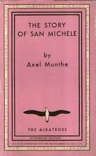 DT The story of San Michele Munthe