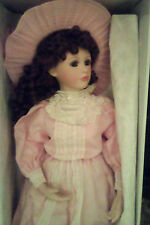 "Olivia - Court Of Dolls - 3408/5000 - A 29"" Porcelain Victorian Doll"