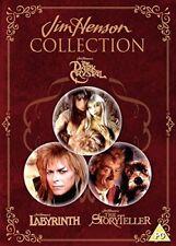 Jim Henson Collection The Dark Crystal, Labyrinth, The Storyteller [DVD]