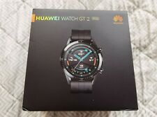 Huawei Watch GT 2 Sport Edition 46mm Black Stainless Steel Case with Matte Black