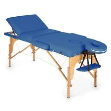 [OCCASION] Table de massage Klarfit 210 cm 200 kg pliante mousse cellules fines