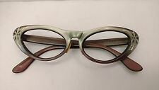 Vintage RAY-BAN Bausch & Lomb Cat Eye Women's glasses 1950's 1960's FADE PUNK