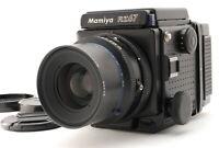 [Mint] Mamiya RZ67 Pro Film Camera w/ Sekor Z 90mm F/3.5W From Japan #861