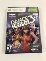Dance Central 3 Xbox 360 Kinect  Sealed