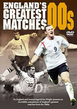 England's Greatest Matches 2000's DVD