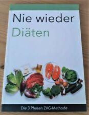 Neus Buch  - Nie wieder Diäten /  von Gesundheits - ?Experte