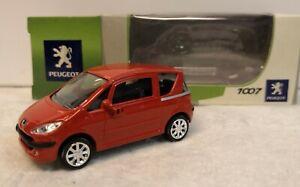 Norev 1:64 Peugeot 1007