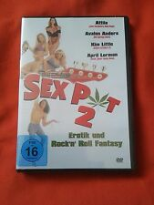 SEX POT 2 / DVD / Erotik und Rock'n'Roll Fantasy / neu
