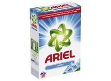 lot de 3 paquets de Lessive en poudre Alpine 3x39 lavages, Ariel