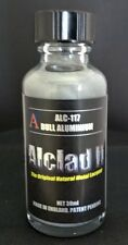 ALCLAD2, ALC117, DULL ALUMINIUM