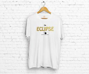 The ECLIPSE Club T-Shirt - Coventry 90s Rave Hacienda Acid House Sasha