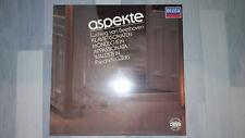 LUDWIG VAN BEETHOVEN Aspekte Klaviersonaten Appassionata, Waldstein Vinyl LP NEU