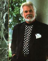 KENNY ROGERS 1991 BLOODLINE TOUR CONCERT PROGRAM BOOK BOOKLET-THE GAMBLER