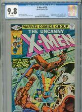 New listing 1980 Marvel Uncanny X-Men #129 1St Appearance Kitty Pryde & Emma Frost Cgc 9.8