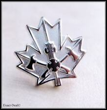 Canada Canadian Fire Services Exemplary Service Medal Lapel Pin