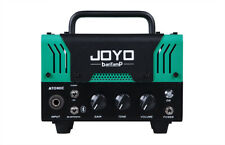 JOYO AtomiC Bantamp Guitar Amplifier head 20w Tube 2 Channel Bluetooth New !