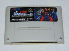 Super Famicom: Kikou Keisatsu Metal Jack (cartucho/cartridge)