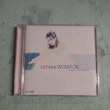 Leeann Womack CD I Hope You Dance