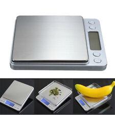 Digital Pocket Scale Jewelry Weight 3000g X 0.1g 0.01g Electronic Balance Gram