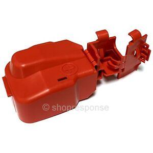OEM Honda Positive Battery Terminal Connector Cover Cap Red 32418-RBG-300