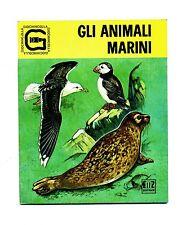 GLI ANIMALI MARINI # AMZ Editrice 1978 Giochincolla
