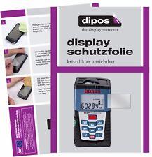 3x Bosch DLE 70 Professional Schutzfolie klar Displayschutzfolie Folie Display