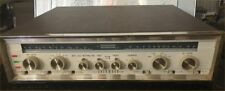 Sherwood S-7000 AM/FM Stereo Pre Amp Amplifier Receiver. Tube Powered.