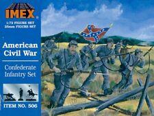 Imex 1/72 Confederate Infantry American Civil War # 506