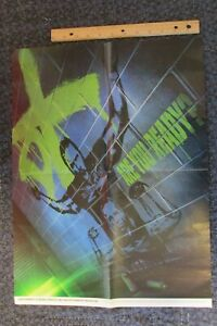 """POSTER 2009: WRESTLING WWF D-GENERATION X - ARE YOU READY? 16x21"""""""