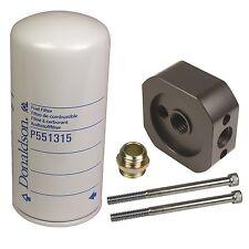 BD Diesel Performance 1050340-PFF Flow-MaX Add-On Post Fine Fuel Filter Kit