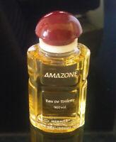 Mini Eau de Toilette ✿ AMAZONE by HERMES ✿ Perfume Parfum (7ml. = 0.23 fl. oz.)