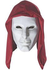 Batman Anarky Deluxe Hooded Mask Arkham Origins Costume Halloween Dark Knight