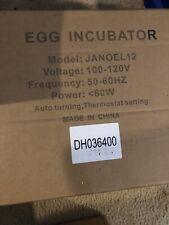 Janoel 12 Egg Incubator Turner Chicken Turner Poultry