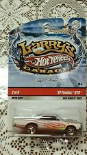 Hot Wheels ~ 2009 Larry's Garage Holiday '67 GTO. ~ Real Riders