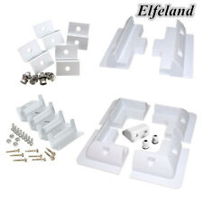 Solar Panel Z Side Mounting Bracket Sets & Frame Kits Adhesive Bond Caravan