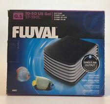 *NEW* Fluval Q5 Aquarium Air Pump 37-190 L (10-50 U.S. gal) Fish Tank