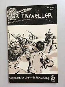 TRAVELLER:   Far Traveller No.2